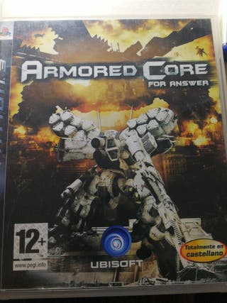 armored core Ps3