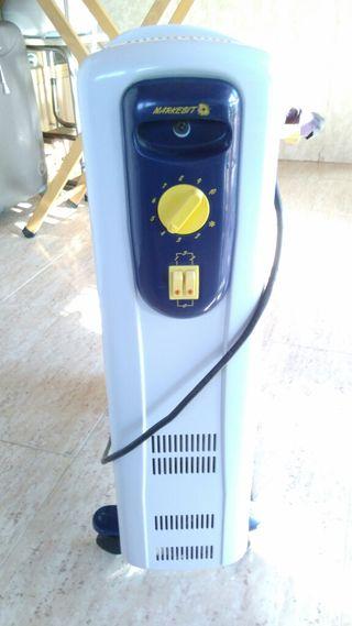 Radiador aceite rebajado.