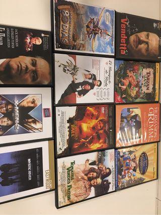 Lote 11 películas DVD