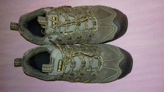 Zapatillas de trekking Hi Tec talla 40