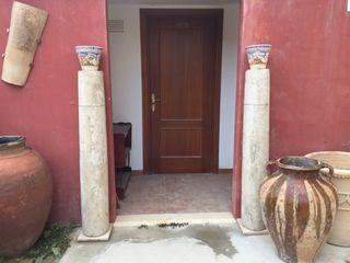 Columnas antiguas