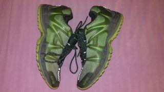 Zapatillas de Trekking Hi Tec talla 39 grande