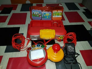 Consola infantil Vtech