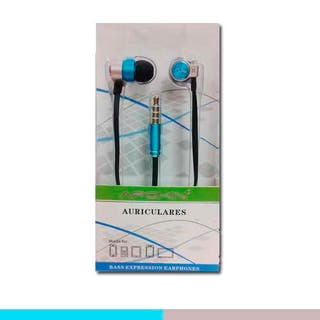 Auricular Stereo + Microfono