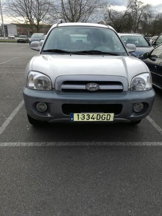 Hyundai Santa Fe 2005 todos los extras