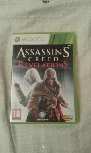 Juego Xbox Assassin's Creed Revelations
