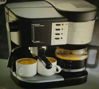 CAFETERA SOLAC ESPRESSO PROFESSIONAL COFFEE-CENTER