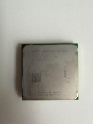 Procesador AMD 64 X2 5600 con disipador