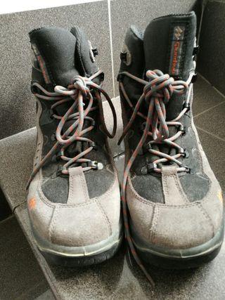 botas trekking camperas montaña 43