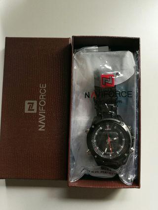 Reloj Analógico-Digital NaviForce 30M WR