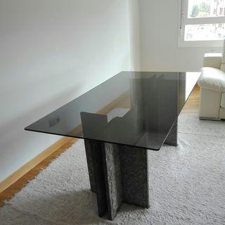 Mesa comedor de diseño italiano