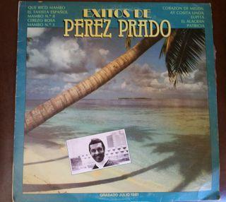 Disco vinilo de Perez Prado