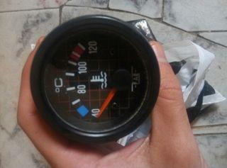 reloj de temperatura para coche