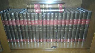Enciclopedia 'Gran Espasa Universal' completa.