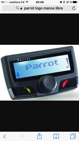 Instalador Parrot manos libres