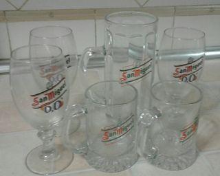 copas y jarras cerveza