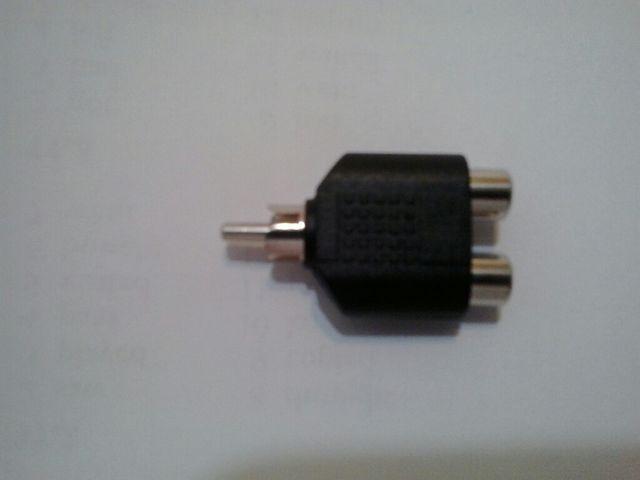 Adaptador audio