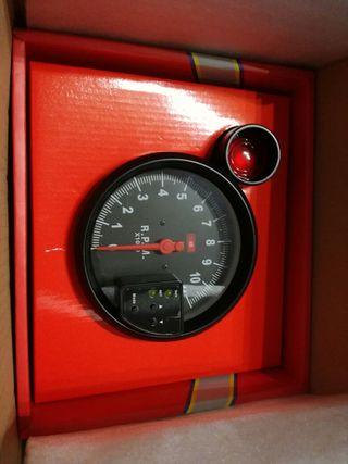 marcador rpm coche