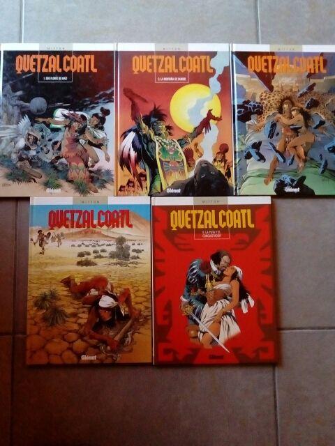 Comics quetzacoatl