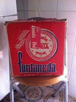 Caja De Galletas Vintage