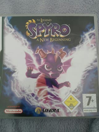 The Legend of Spyro Nintendo DS