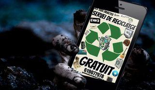 Servei gratuït de Reciclatge