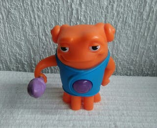 Muñeco Home naranja de película Hogar dulce hogar