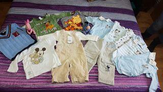 ropa niño invierno desde 6 a 12 meses