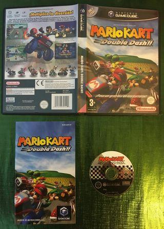 Mario Kart Gamecube Completo!!
