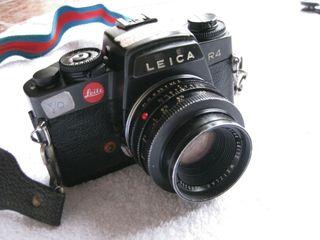Cámara LEITZ LEICA R4 vintage fotos