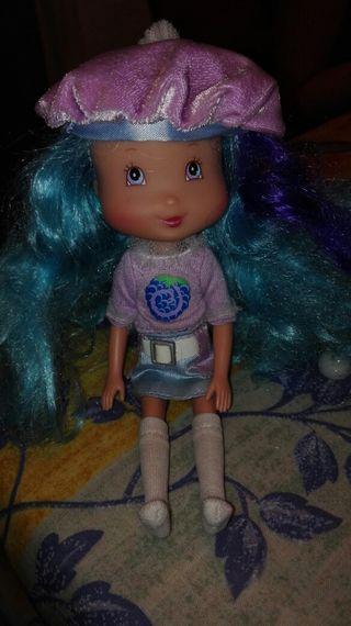 muñeca tarta de mora