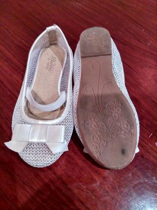 Zapatos niña número 28