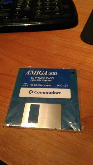 Diskete Commodore Amiga