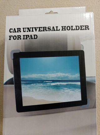 soporte de tablet para el coche