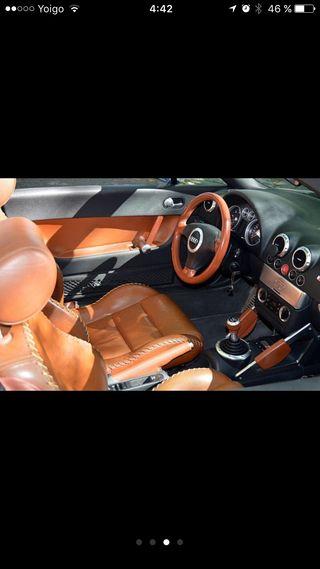 Audi tt 225 hp quattro 6v roadster cabrio