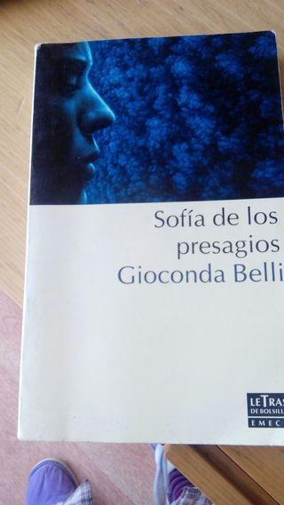 libro: Gioconda Belli