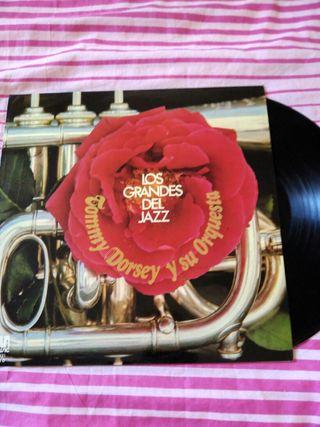 Disco vinilo Los grandes del Jazz