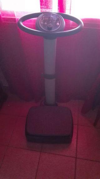 máquina de ejercicios vibratoria