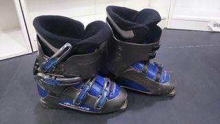 Botas de esquí nórdica tren 03 talla 42-43