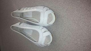 Zapato verano blanco N'22