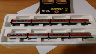 Talgo Trans Europ Express IBERTREN N, ref. 280
