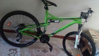 Bici 899€ en la tienda