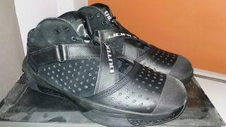 Zapatillas nike air jordan 2010 all black US bred