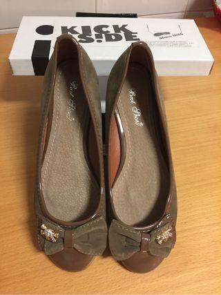 Zapatos parisinas