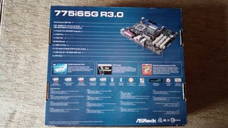 Placa base Intel 865G