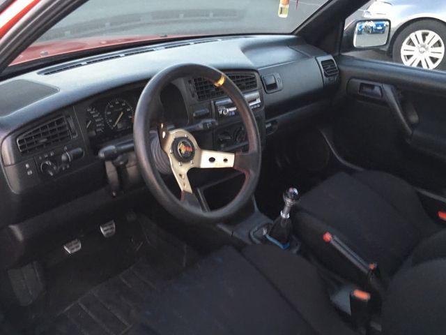 Volkswagen golf vr6 caja 3 1993