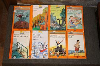 lot de llibres vaixell de vapor