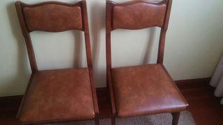 2 sillas clasicas