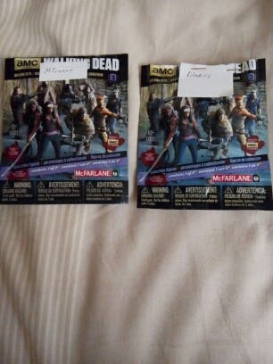 the walking dead figuras mcfarlane
