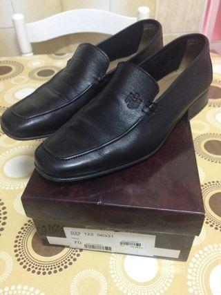 Zapatos caballero piel